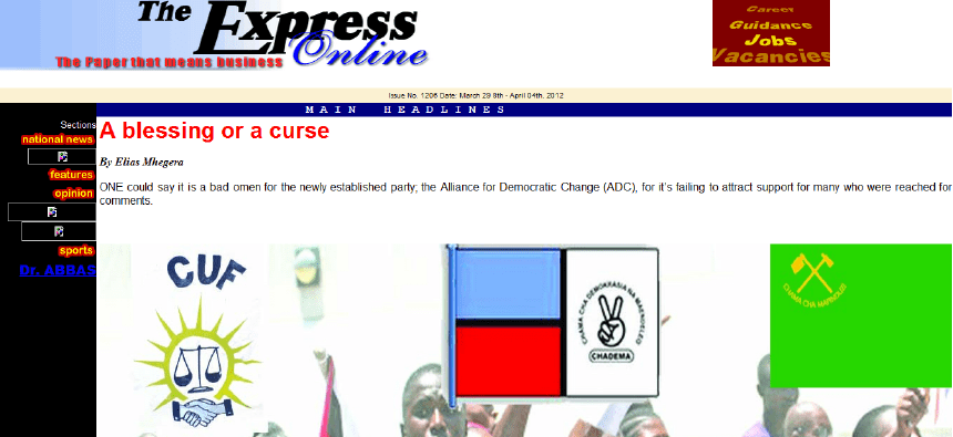 Latest Local and World News in Tanzania - Express Online
