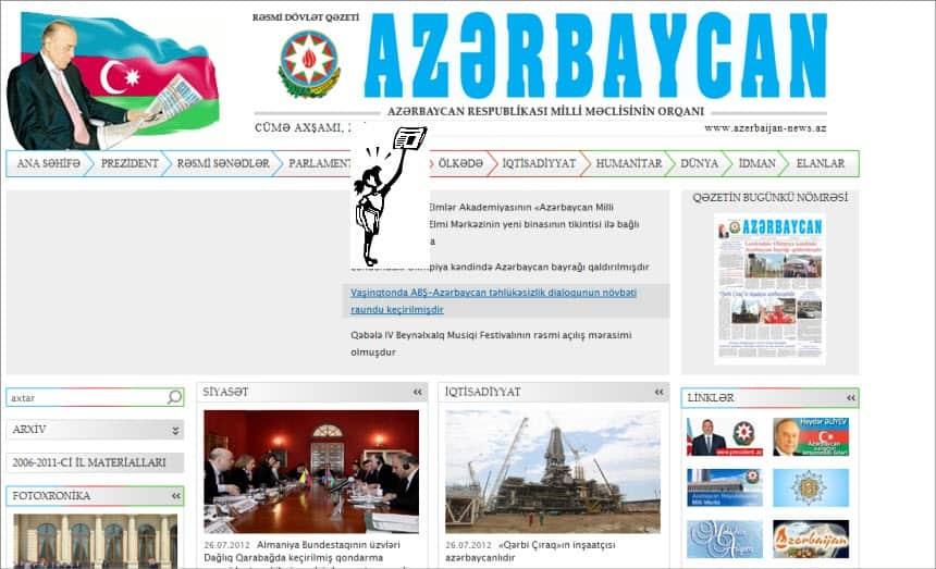 Latest World and Regional News in Azerbaijan - The Azerbaijan
