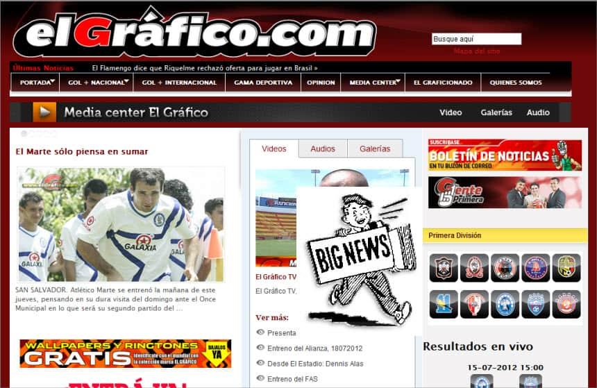 The Latest World and Regional News in El Salvador - El Salvador's sports