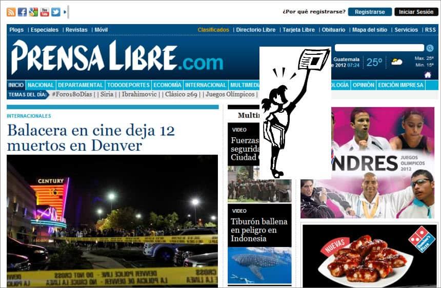 The Latest World and Regional News in Guatemala - Prensa Libre