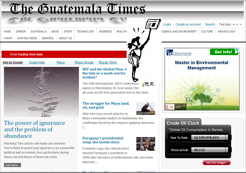 The Latest World and Regional News in Guatemala - The Guatemala Times