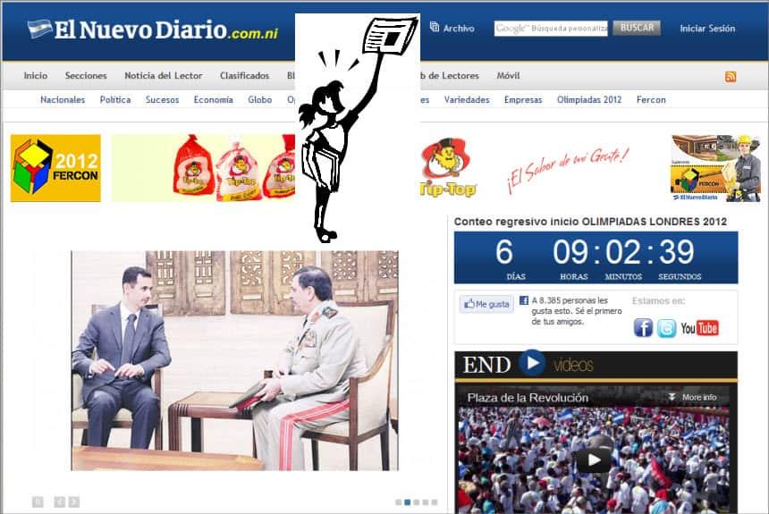 The Latest World and Regional News in Nicaragua - El Nuevo Diario