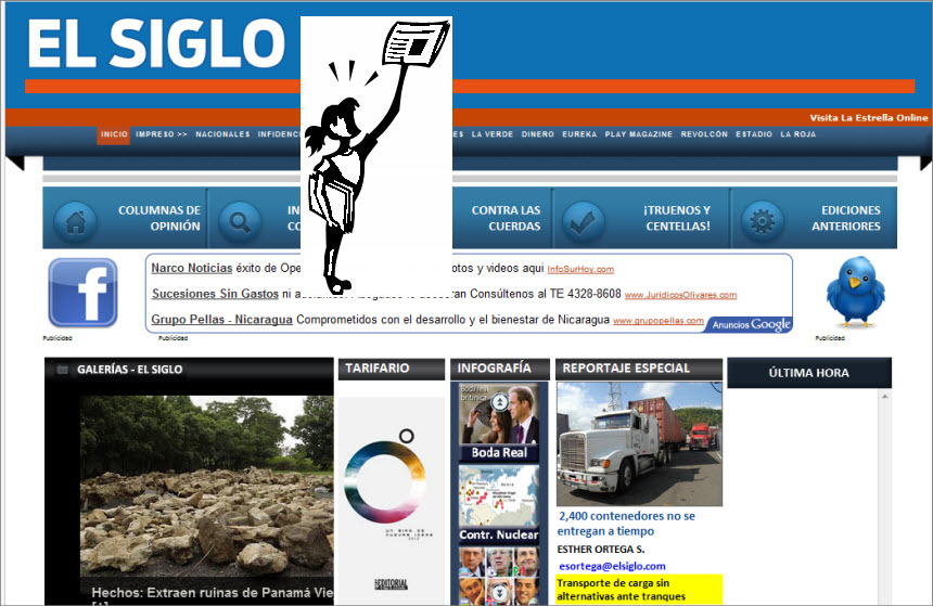 The Latest World and Regional News in Panama - El Siglo