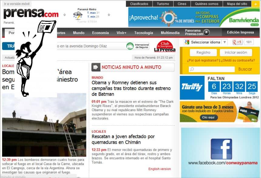 The Latest World and Regional News in Panama - La Prensa